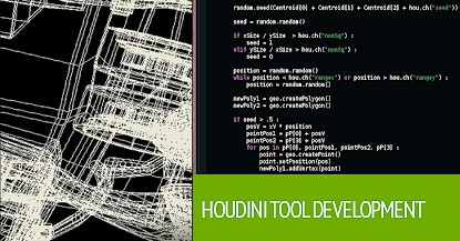 Houdini: Tool Development